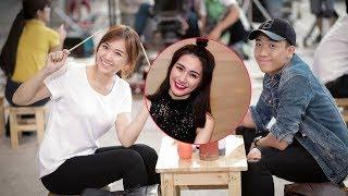 Hòa Minzy Xúi Trấn Thành Bỏ HariWon | Hài Trấn Thành 2017