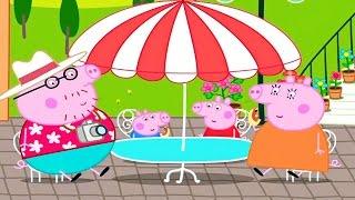 Мороженое и Пицца для Свинки Пеппы / Обзор развивающей игры для ребёнка / Peppa Pig Games