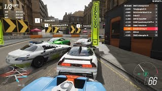 Forza Horizon 4 - Races Full Of Contacts and Love Taps [Ranked Adventure]