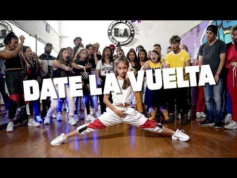DATE LA VUELTA – Luis Fonsi, Sebastián Yatra, Nicky Jam | Choreography Emir Abdul Guillermo Alcázar