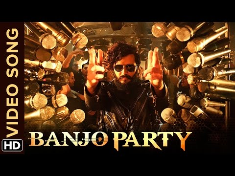 Banjo Party Song | Banjo | Riteish...