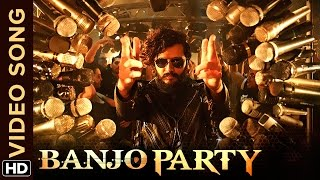 Banjo Party Song | Banjo | Riteish Deshmukh, Nargis Fakhri, Dharmesh Yelande, Lu …