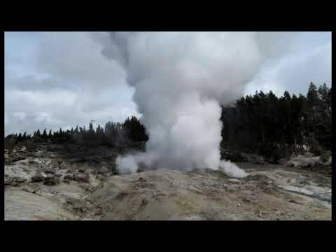 Yellowstone's Steamboat Geyser Erupts 30 Times In 2018, Breaking Record From 1964 Mp3