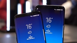 samsung galaxy s8 s8 hands on das beste smartphone 2017 felixba