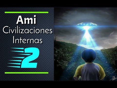 Ami 3: Civilizaciones Internas Enrique Barrios  | Capítulo 2  - EL SECRETO DE CRATO