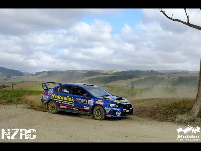 2019 NZRC | RD1 OTAGO RALLY - SUNDAY (DAY TWO) HIGHLIGHTS