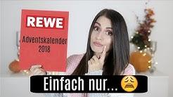 Ich bin schockiert. Rewe Adventskalender 2018 für 17,99€