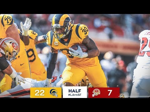 66ac1354b Los Angeles Rams vs San Francisco 49ers - Halftime Show - YouTube