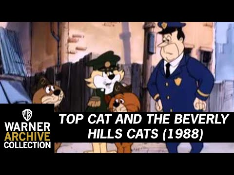 Top Cat And The Beverly Hills Cats (Preview Clip)
