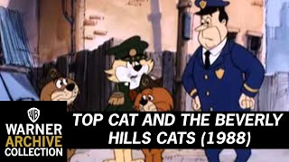 Top Cat and the Beverly Hills Cats (1988) |Cartoon| Hanna-Barbera Superstars 10 | Video