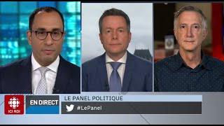 Le panel politique du 16 octobre 2020