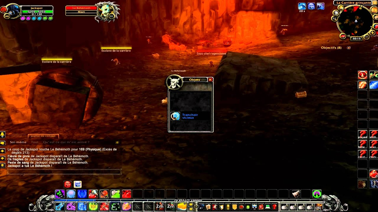 Comment Obtenir Des Grands Eclats Brillants Dans World Of Warcraft Youtube