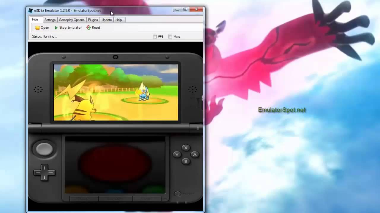 3ds emulator for android apk free download.
