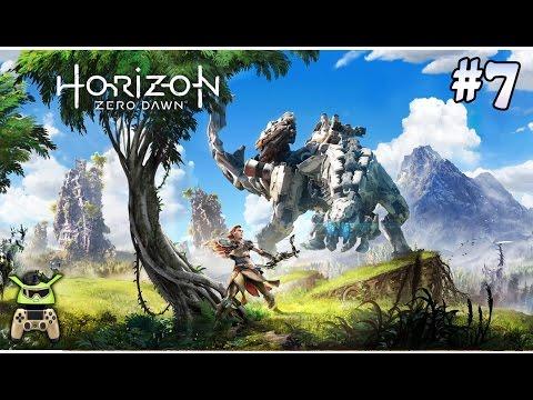 Horizon Zero Dawn - Me Enfrento a un Enorme Reto..!!  #7