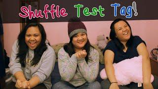 Shuffle Test Tag!