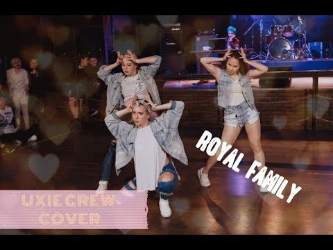 The Royal Family @ SDNZ Nationals 2014 [UXIE CREW COVER]