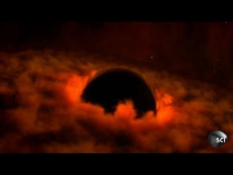 Supermassive Black Holes Anchor Existence - YouTube