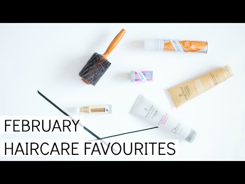 February Beauty Favourites & Disappointing Products – Haircare