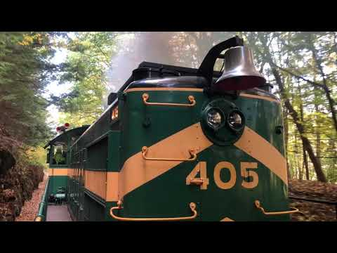 Vermont Railway: Moving Freight and Passengers into the Next Decade