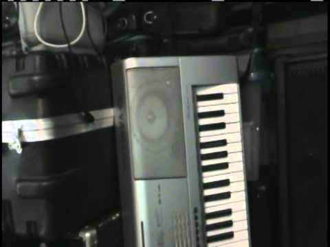 Kadima used music instruments