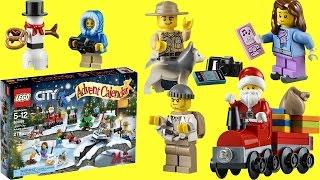 LEGO City 2015 Advent Calendar 60099