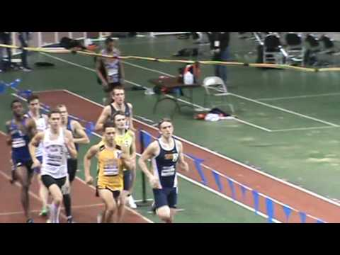 2017 NAIA Indoor 800M National Championship Race