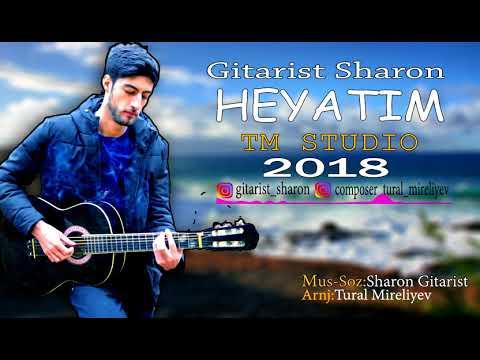 Gitarist Sharon - Heyatim 2018
