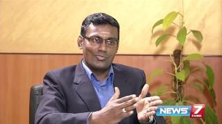 Aathesh Ravi explains how to market a product 1/2 | Varaverpparai | News7 Tamil