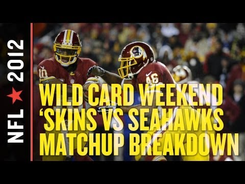 Redskins vs Seahawks 2012 Playoffs: Breaking Down Marquee Wild Card Weekend Matchup By Position