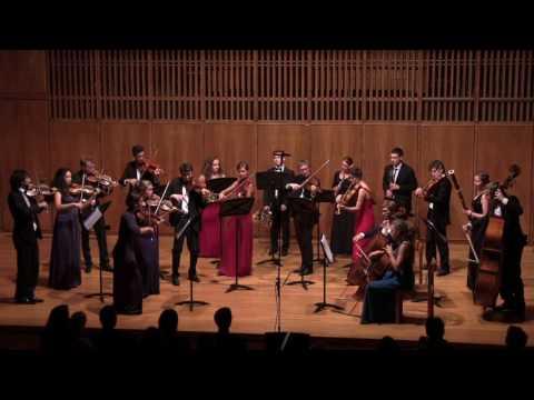 François Joseph Gossec - Sinfonie in c-Moll op. 6 Nr. 3, 1. Satz