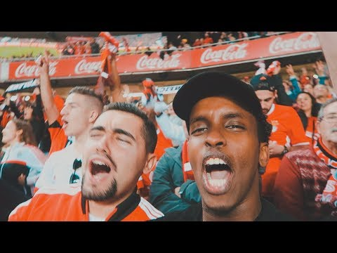 LISBON DAY 3 - BEST FOOTBALL GAME EVER! /  BENFICA VS SPORTING