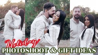 Our HOLIDAY Photoshoot & Personalized Gift Ideas 2019