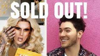 JEFFREE STAR & MANNY MUA PALETTES SOLD OUT! WHAT DOES THAT MEAN?