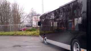 Mercedes Capacity Qbuzz Groningen