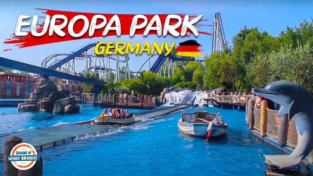 Europa Park In Rust Germany Youtube