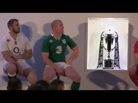 RBS 6 Nations 2015 Live Launch Press Conference