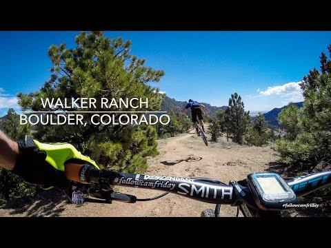 Mountain Biking Walker Ranch | Boulder, Colorado