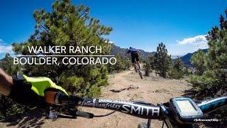 Mountain Biking Walker Ranch   Boulder, Colorado