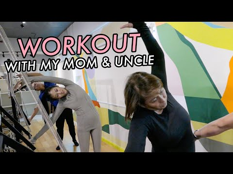 Pilates Workout by Alex Gonzaga