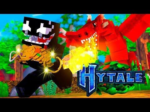 AVENTURA em HYTALE Mod #4 Tesouro do Dragão