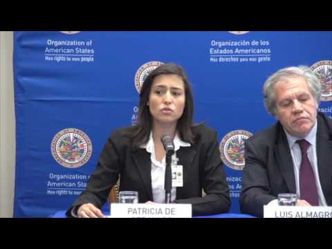 Press Conference on Situation in Venezuela, March 20th, 2017