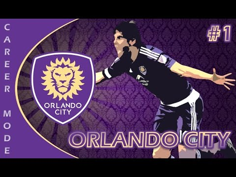 FIFA 16 | Orlando City Career Mode #1 - KAKA THE WIZARD!!!