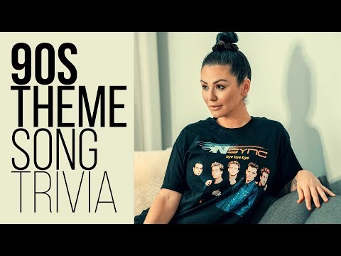 JWOWW TESTS HER 90'S THEME SONG KNOWLEDGE