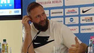 Robert Harting Istaf 2018 Abschied in Berlin