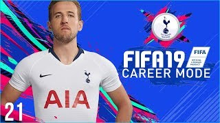 FIFA 19 Tottenham Career Mode Ep21 - MOURINHO MASTERCLASS!! [ULTIMATE DIFFICULTY]