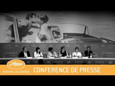 LES FILLES DU SOLEIL - Cannes 2018 - Conférence de Presse - VF