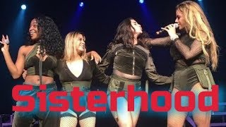 FIFTH HARMONY -  BRAVE  HONEST BEAUTIFUL AT #5HFoxwoods