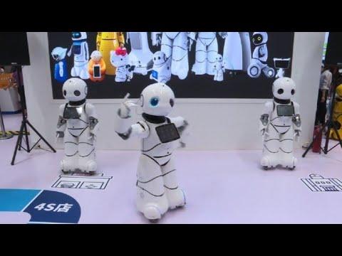 afpes: La apuesta china a los robots