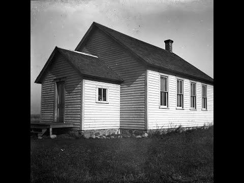 Summer Creek Middle School's One Room Schoolhouse