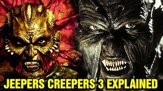 WHAT IS THE CREEPERS WEAKNESS? JEEPERS CREEPERS 3 ENDING EXPLAINED - THEORY AND SYNOPSIS